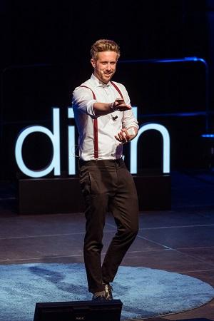 Keynote Speaker Felix Thönnessen